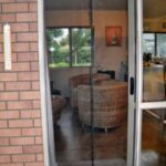 28 Door screen for sliding door